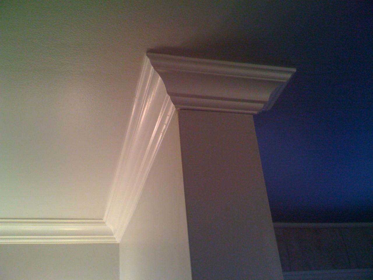 bathroom crown molding - Bathroom Crown Molding