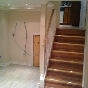 finished basement in lake orion