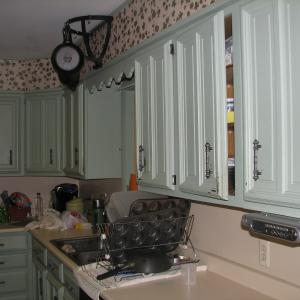 Prior to remodeling kitchen in another Rochester Hills location