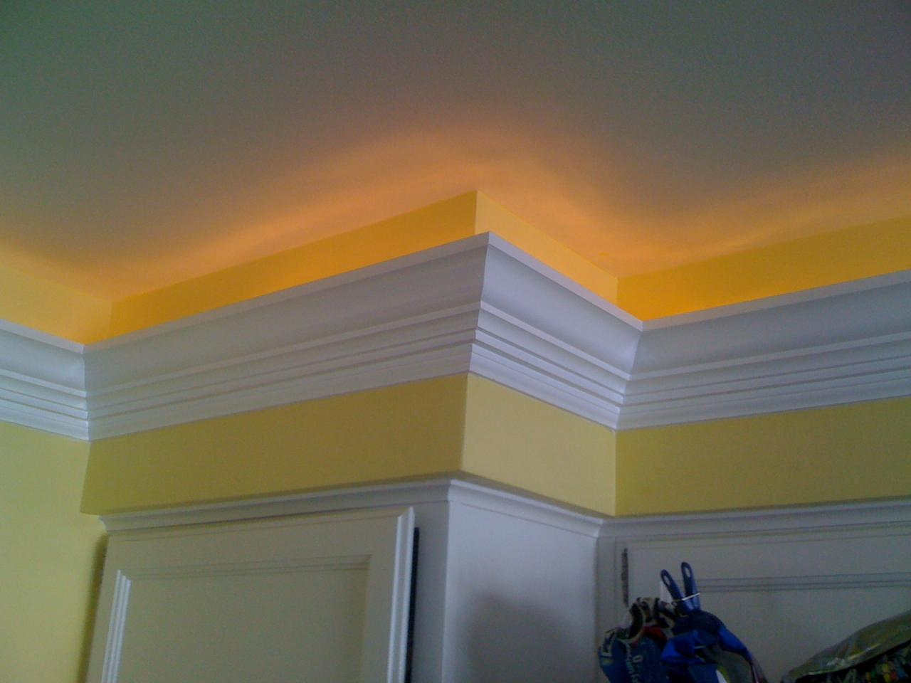 Details Carpentry and Remodeling LLC - crown molding