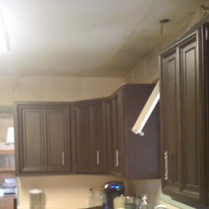 Painted cabinets in Rochester Hills